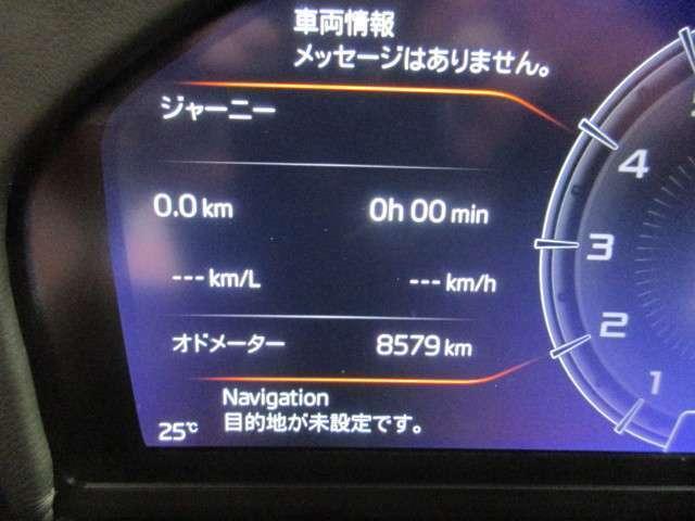 走行距離:約8,600km