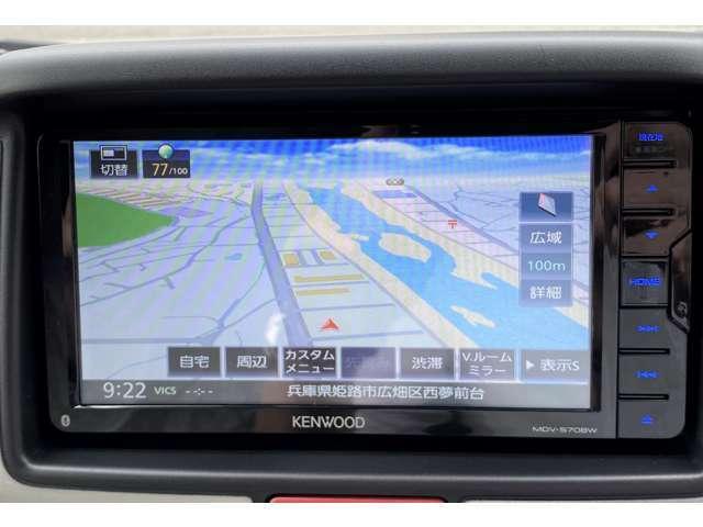 Aプラン画像:フルセグナビSD CD USB ブルートゥース対応