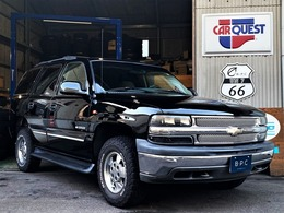 シボレー タホ LS 新並 HIDヘッドライ 1ナンバー車 管理ユーザー下取車両 フローマスター