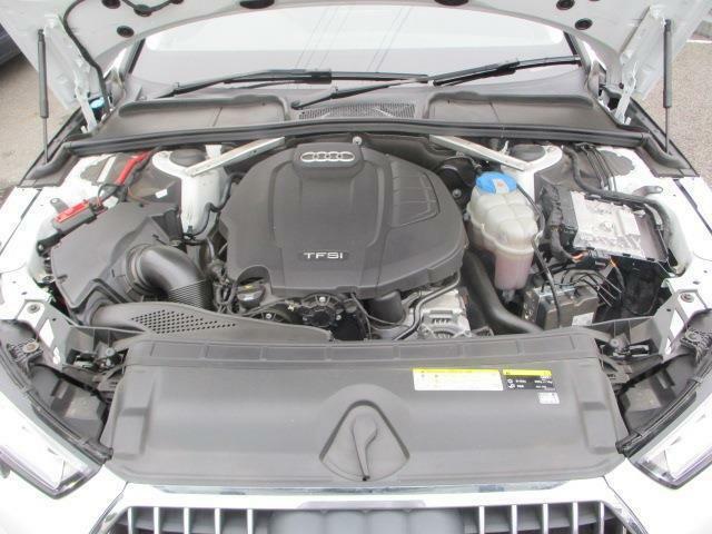 2000ccガソリンターボエンジン