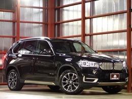 BMW X5 xドライブ 35d xライン 4WD ブラウン本革 サンルーフ LEDライト