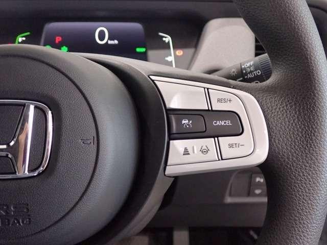 【ホンダセンシング】ミリ波レーダーと単眼カメラで検知した情報をもとに、安心・快適な運転や事故回避を支援する、先進の安全運転技術です!