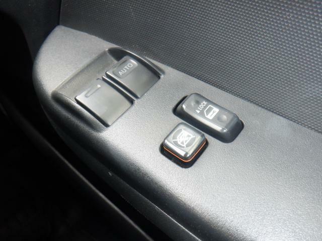 運転席/助手席はパワーウインドウです。