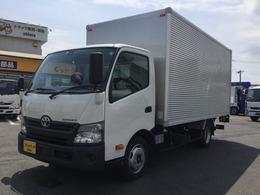 トヨタ トヨエース 積載2t アルミバンPG付 問合番号 6050