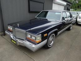 キャデラック ブロアム フリートウッド ブロアム セダン 92年最終モデル ディーラー車