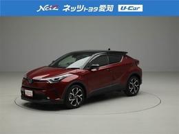トヨタ C-HR C-HR G トヨタ認定中古車 フルセグメモリーナビ