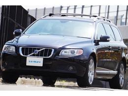 ボルボ V70 3.2 SE AWD 4WD 走行6.1万km TVナビETC赤革