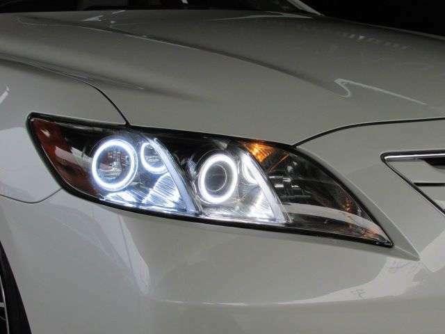『CCFLホワイトリング内蔵オリジナルHIDプロジェクターヘッドライト:ブラックスモークタイプ』装着済み!!