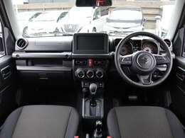 【 前席全体 】ピラーやミラーの位置を最適化し、優れた前方視界が確保されています!