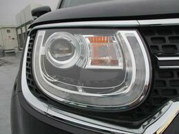 明るい!LEDヘッドライト