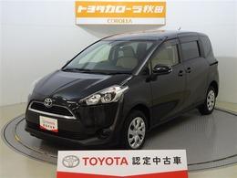 トヨタ シエンタ 1.5 X 4WD 軽減ブレーキ ナビTV ETC バックモニター