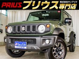 スズキ ジムニーシエラ 1.5 JC 4WD 衝突被害軽減ブレーキ 登録済未使用車