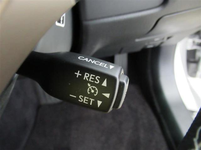 一歩先を進んだラグジュアリー性を求めているお客様にオススメのクルーズコントロール。高速の運転などには重宝する機能です。燃費も向上する、ナイスな装備です。