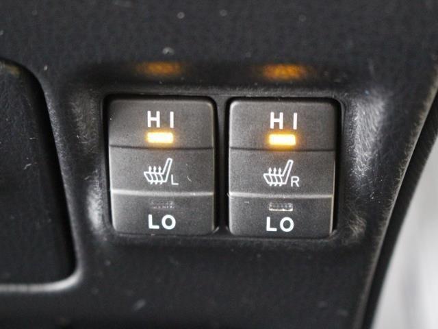 快適温熱シートが装備されています。長時間座っていると負担のかかりやすい肩や腰、寒い日に冷えやすい脚部に快適なぬくもりを伝えます。HI-LOのモード切替スイッチ付です。