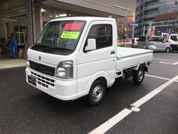 スズキ キャリイ 660 KCスペシャル 3方開 5速マニュアル 届出済未使用車 Bサポート