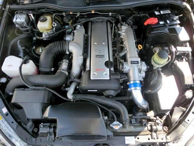 ワンオーナー 1JZターボエンジン 純正5速マニュアル 走行距離32858KM!!