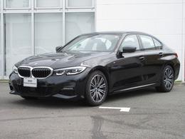 BMW 3シリーズ 320i Mスポーツ BMW正規認定中古車 衝突被害軽減装置