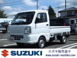 スズキ キャリイ 660 KCエアコン・パワステ 3方開 4WD 新車保証