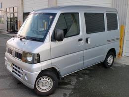 日産 クリッパー ベースグレード 車検R3年9月 商用