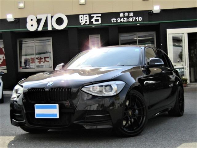 平成25年式BMWM135i入庫しました!!