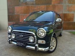 ダイハツ ミラジーノ1000 1.0 X 1232台生産 ミラジーノ1000