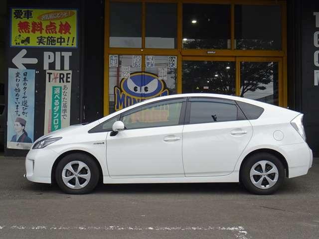 SALE価格!メインバッテリーの耐久は20万キロとなりますので、まだまだ安心のお車で御座います。