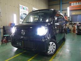 日産 モコ 660 S LEDライト/ナビ/フルセグTV/Bモニター/ETC