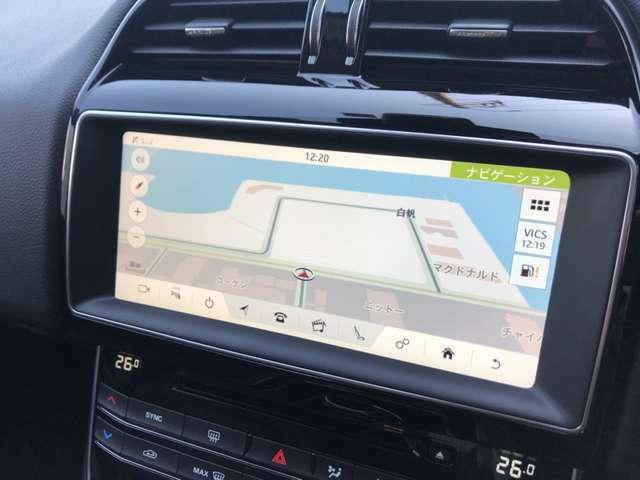 10.2インチ・純正SSDナビゲーションシステム スマートフォン感覚で楽々タッチ操作。