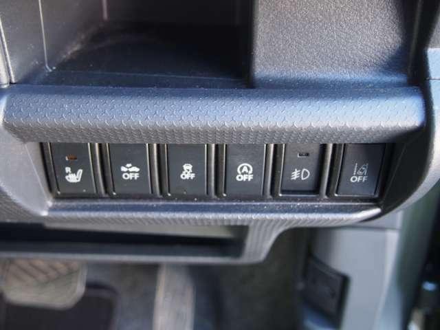 レーダーブレーキやシートヒーター等便利な機能が豊富です(*^^*)
