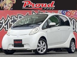 三菱 アイ・ミーブ(軽) ベースモデル 1年保証/電気自動車/ナビ/ETC/キーレス