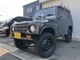 スズキ ジムニー 660 バン HC 4WD 公認リフトアップ・MTタイヤ