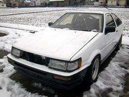 トヨタ カローラレビンハッチバック 1.6 GTアペックス 5F