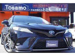 トヨタ カムリ 2.5 WS TRDエアロ/Lorinser19インチAW/車高調/ナビ