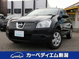 日産 デュアリス 2.0 20S FOUR 4WD ナビ TV ETC 冬タイヤ付き