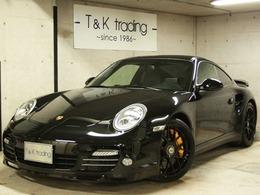 ポルシェ 911 ターボS PDK 4WD D車 レアオプション豊富 元認定中古車