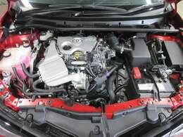 ダウンサイジングターボエンジン搭載、のびやかな加速感と低燃費をご体験ください