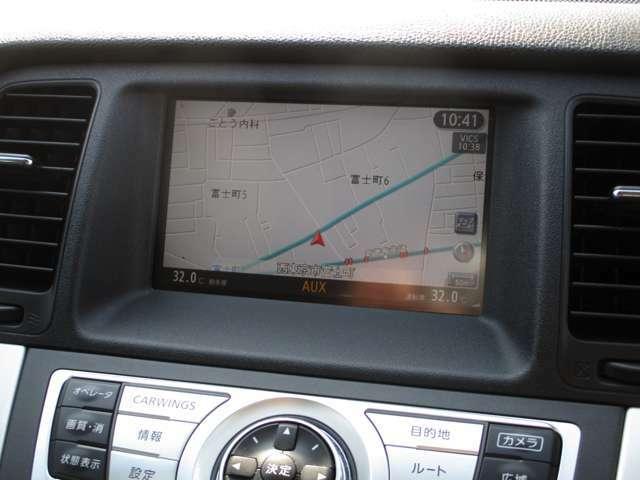ライン装着HDDナビ☆DVD再生はもちろん、Bluetoothオーディオ、CD録音にも対応しております♪♪