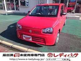 スズキ アルト L 5/2-5/5 WEB限定車両 届出済未使用車 運転席シートヒーター