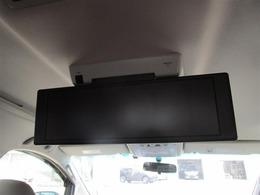 後席モニター付なので後席乗員もテレビの視聴ができます♪ロングドライブでも退屈知らず♪