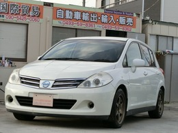 日産 ティーダ 1.8 18G 6速マニュアルT-チェン式エンジン103