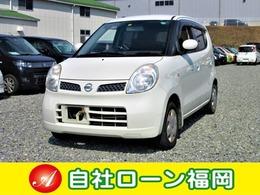 日産 モコ 660 E ショコラティエ スマートキー 車検R4年10月 ETC 盗難防止