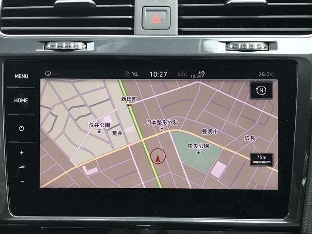 """9.2インチ大型タッチスクリーンを採用した純正インフォテイメント装備システム""""DiscoverPro"""""""