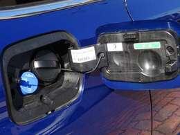 使用燃料は軽油です。こちらからAdBlueの補充もしていただけます。【プジョー大府:0562-44-0381】