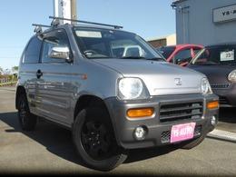 ホンダ Z 660 4WD AT ノンターボ4WD CD 走行7万km