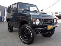 スズキ ジムニー 660 ワイルドウインド 4WD 5MT 新品リフトアップ リビルトエンジン