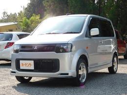 三菱 eKスポーツ 660 R 純正ナビ HID 純正アルミ ターボ車
