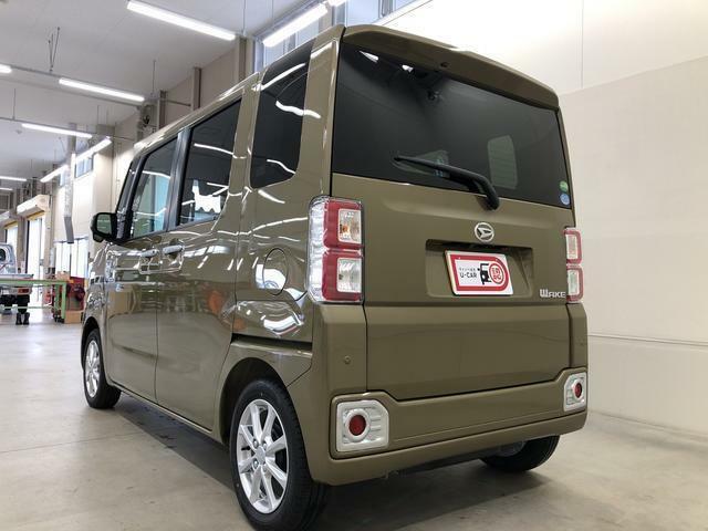 軽自動車ですが、荷物をたくさん積むことができ、4名でのドライブや旅行も楽しめます。