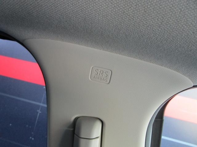 【サイドエアバッグ】サイドエアバックも付いています。側面衝突にも安心です。安全装備として欲しい装備ですね。