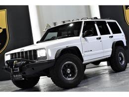 ジープ チェロキー リミテッド 4WD D車 右H 15AWマッドタイヤ 革席