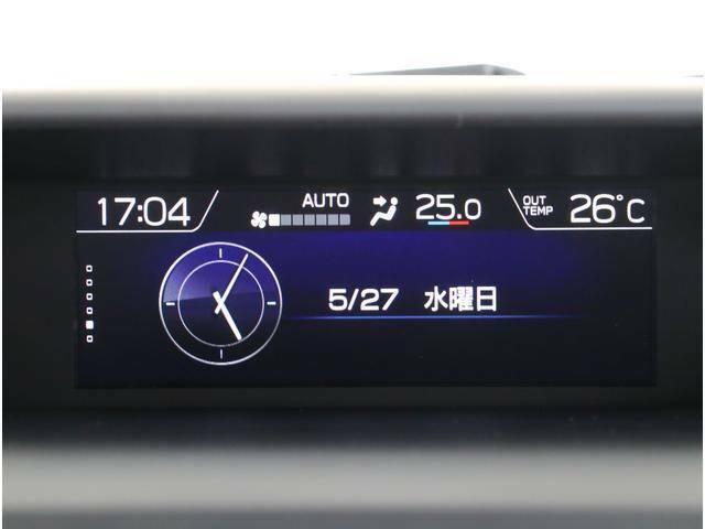 便利なマルチファンクションディスプレーを搭載し、車両の様々な情報をモニターすることができます!!